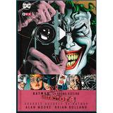 Comic Batman La Broma Asesina Ed Dc Nuevo Domicilio - Jxr