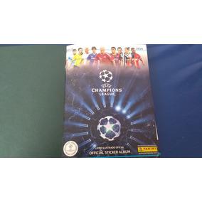 Álbum Figurinhas Uefa Champions League 2013/14 - Completo