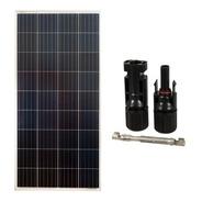 Painel Solar 150w Upsolar Fotovoltaica + Conector Mc4