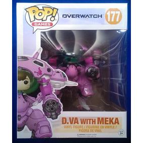 Vendo ... Figura Pop! Animation D.va With Meka ... 6