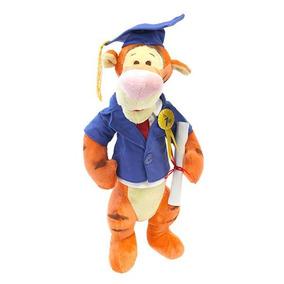 Peluche Graduacion Disney Tigger