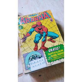 Coleção O Homem Aranha Abril 01 A 205 (faltando 39 Edições)