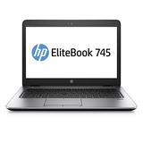 Hp Elitebook 745 G4 14 Notebook, Windows, Amd A8 1.6 Ghz,