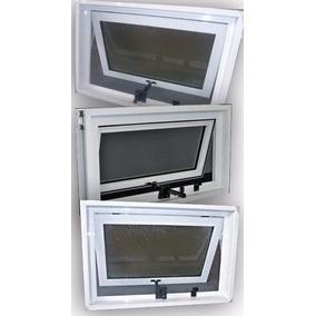 Aberturas ventiluz de aluminio blanco aberturas for Ventanas de aluminio mercadolibre argentina