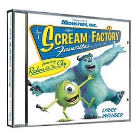 Cd - Monsters Inc Favorites