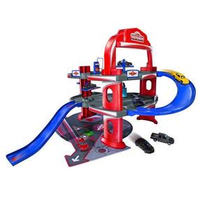 Urban Garage - Estación De Servicio Majorette Vavi Toys