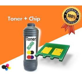 Kit Recarga Samsung Scx 4300 / 4310 / 4315 Toner Y Chip