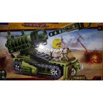 Legos Metal Slug Avion Helicoptero Robot Tanque +100pzas