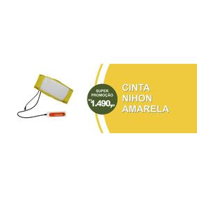 Cinta Nihon Amarela Abdôminal