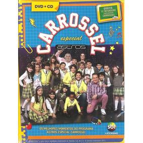 Carrossel Especial Astros (dvd+cd)