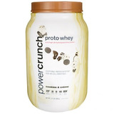 Proto Whey Power Crunch (949g) Bnrg - Sabor Cookies & Creme