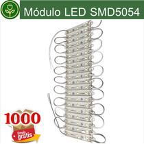(1000 Piezas) Modulo Led Smd 5054 Letra Caja Mejor Que 5730