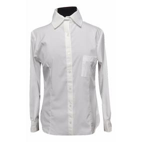 Camisa De Dama Elastizada