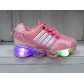 Zapato Deportivo Niños De Luces Led Moda Calzado Colombiano