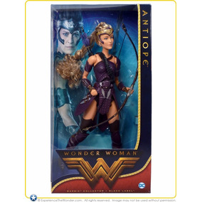Barbie Collector Wonder Woman Movie 2017 Black Label Antiope