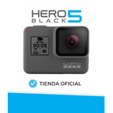 Camara Go Pro Hero 5 Black 4k Tienda Oficial Gopro Deportiva