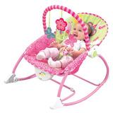 Cadeira Bebê Descanso Vibratória Musical Balanço