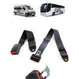 Cinto De Segurança Vans E Micro Ônibus 2 Pontos Original