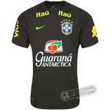 Camisa Seleção Brasileira Treino Nike Original 2018