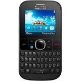 Celular Alcatel One Touch 3075 Tribe Cinza Original Nacional