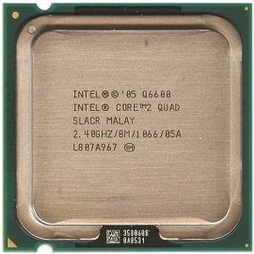 Processador Jogos Intel Core 2 Quad Q6600 2.4ghz