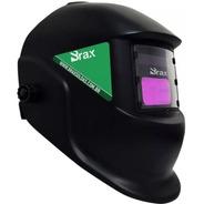 Máscara De Solda Com Escurecimento Automático Brax-31616