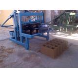 Kit Construye Maquina Formaleta Molde Bloques 15 Cm Planos
