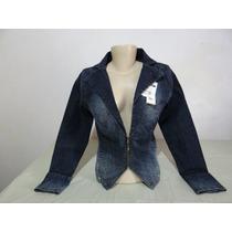 Jaqueta Jeans Feminina Da R.i.19