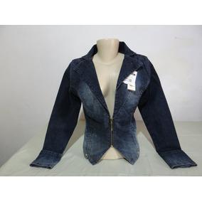 Jaqueta Jeans Feminina ( Marca R.i.19 )