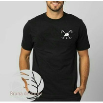 Camiseta Camisa Play Polo Play Bordado Super Oferta