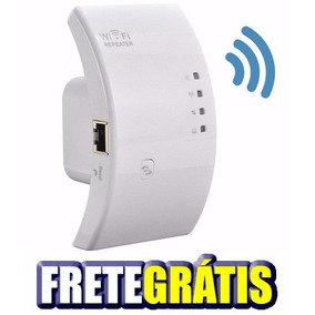 Repetidor Expansor Sinal Wifi Wireless 300mbps Frete Grátis