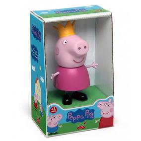 Boneca Peppa Pig Princesa - Elka