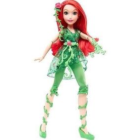 Dc Super Hero Girls - Bonecas Poison Ivy Dlt67 - Mattel - Dl