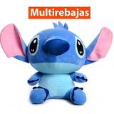 Exclusivo Peluche Stitch De La Disney Bebe Edicion Limitada