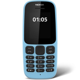 Nokia 105 - 2017 Nuevo En Caja - Libre
