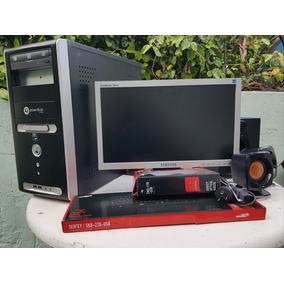 Pc Gamer Amd Phenom X4 960t Iii Con Monitor Vga