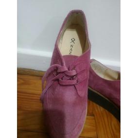 Zapatos Acordonados Nazaria