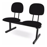 Longarinas E Cadeiras Para Igrejas - 2 Lugares - Fabricante