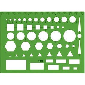 Westcott Plantilla Dibujo Técnico (t-816)