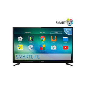 Smart Tv Led Smartlife 32´´ Copacabana Tienda Oficial