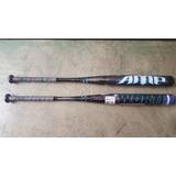 Bate De Softball Aluminio Amp Worth 34in 28oz
