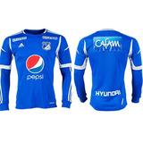 Camiseta Millonarios De Colombia - adidas 2012