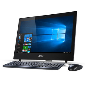All In One Acer Celeron/2gb/500gb/18,5/ W10// Az1-602-sd11