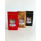 (3) Etnia Mix (cafe 100% Colombiano) Grano 8 Oz 227 G