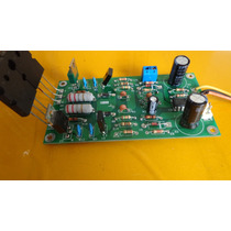 Placa De Amplificador 150w Montada Serve/gradiente-166/246