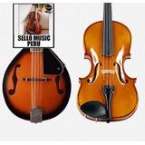 Violin Importado 4/4 Mas Pack Gratis. Delivery Gratis!!!º