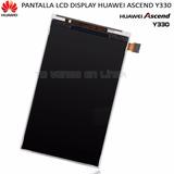 Pantalla Lcd Display Huawei Y330 Gratis Instalacion