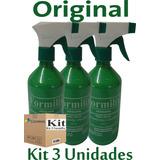 Formilix Spray Original 500ml Kit 3 Unidades Mercado Envios