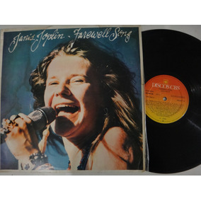 Lp - Vinil - Janis Joplin - Farewell Songs - 1982