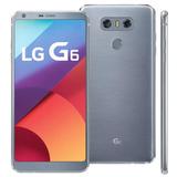 Celular Lg G6 H870 Platina - 4g, 32gb, Tela 5.7